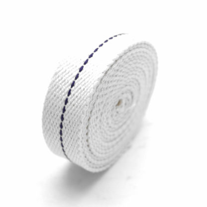 2 Meters Of Hattersley Aladdin 7/8 (23mm) Flat Paraffin Wick