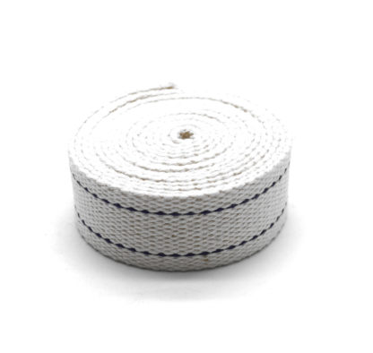 "2 Meters Of Hattersley Aladdin 32mm 1 1/4"" Flat Paraffin Wick"