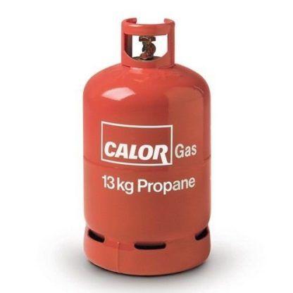 Calor Gas Brand 37Mbar Propane Gas Regulator Screw On Type 5 Year Warranty