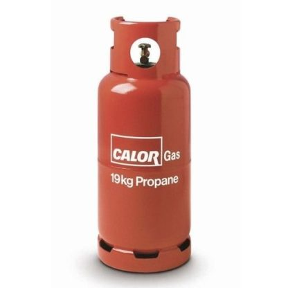 Calor Gas Brand 37Mbar 4Kg Per Hour Propane Gas Regulator 5 Year Warranty