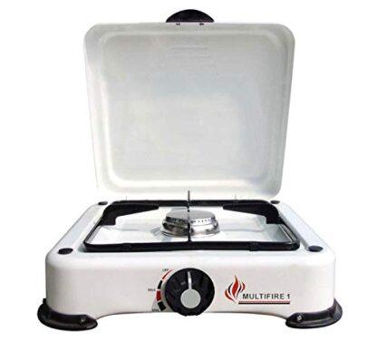 Multifire 1 Single Burner Camping Cooker For Butane Or Propane