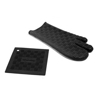 Broil King High Quality Oven Mitt And Trivet (60973)