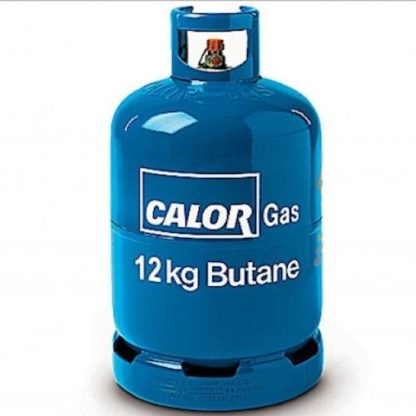 21Mm Butane Gas Regulator For 21Mm Calor & Flogas Cylinders 30Mbar