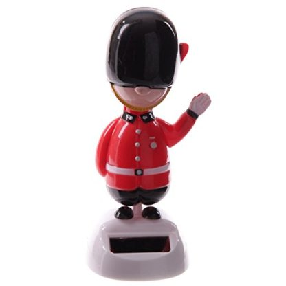 Novelty Guardsman Solar Pal (Ff51)