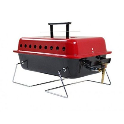 Lifestyle Portable Camping Gas Bbq With Lava Rock
