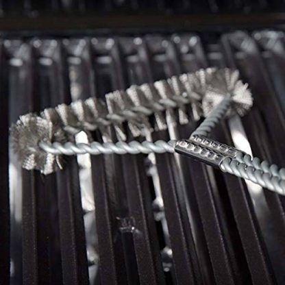 Broil King High Quality Extra Wide Bbq Grill Brush (65641)