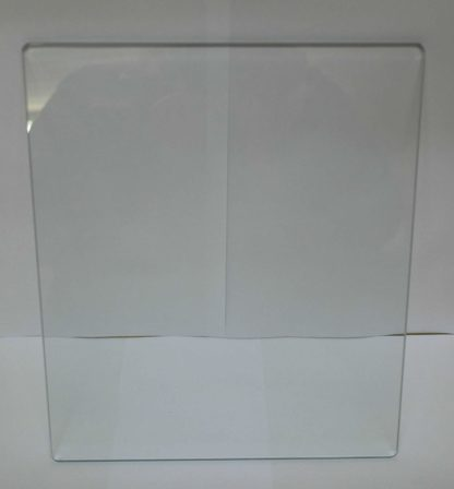 Replacement Spare Glass For Provence Mobile Gas Heater (New Style)