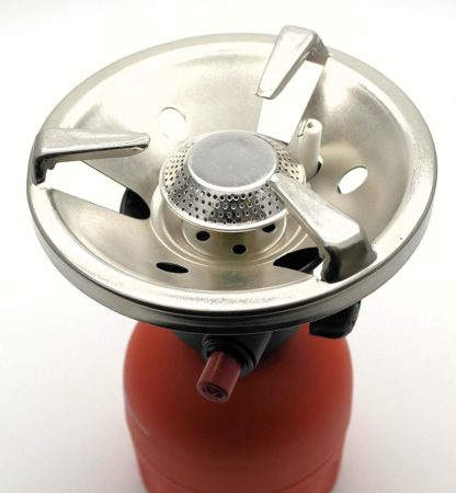 Cook 120P Professional Gas Camping Cooker Fits 190G Pierceable Gas Canisters