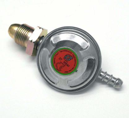 Igt 37Mbar Propane Gas Regulator Conversion Kit For Most Weber Q & Lp Models