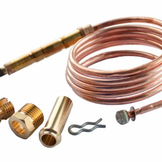 Oracstar Universal Thermocouple 900Mm Brass