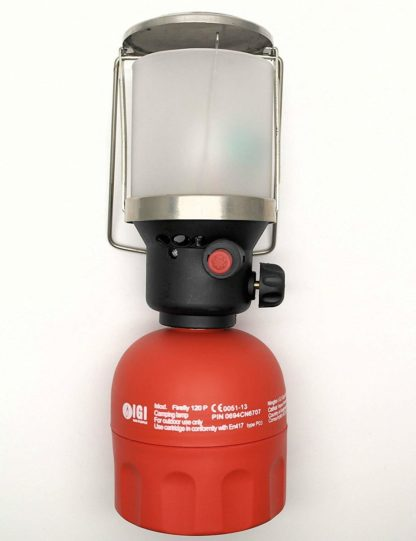 Firefly 120P Professional Gas Camping Lantern Fits 190G Pierceable Gas Canisters