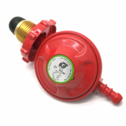 Igt Hand Wheel 37Mbar  Propane Gas Regulator With 5 Year Warranty No Spanner