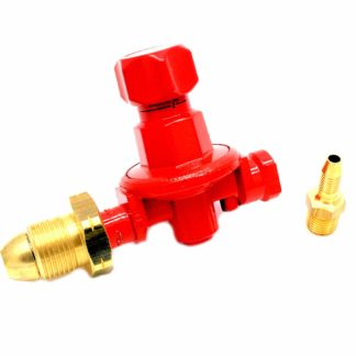 Calor Gas Brand .5 To 2 Bar Adjustable Propane Regulator 6Kg/H 5 Year Warranty