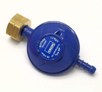 Calor Gas Brand Butane Gas Regulator Fits Calor 4.5Kg Cylinder 5 Year Warranty