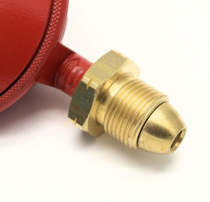 Calor Gas Brand 37Mbar 4Kg Per Hour Propane Gas Regulator 5 Year Warranty