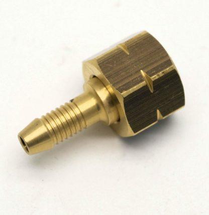 Bullfinch 1022 3/8 Bsp Left Hand Thread Female Connector To 6.3Mm I/D Hose (12)