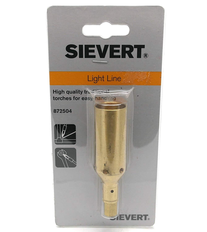 Sievert 872504 Light Line 22Mm Power Burner
