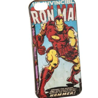 Iphone 5 / 5S Official Marvel Iron Man Phone Case
