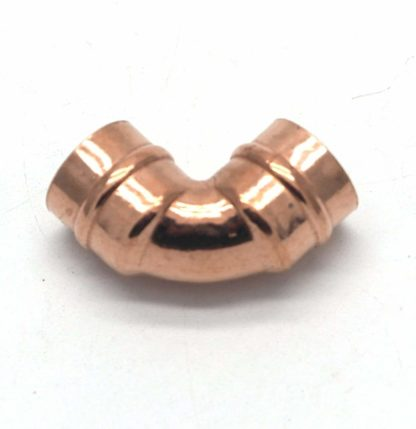 22Mm Solder Ring Copper 90? Elbow 10 Pack D Box 105