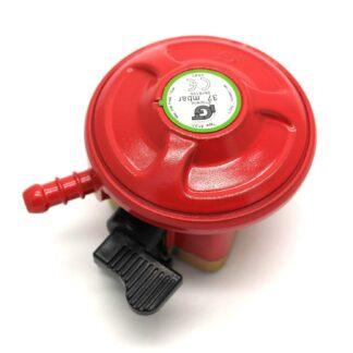 Igt Patio Gas 27Mm 37Mbar Propane Gas Regulator 5 Year Warranty