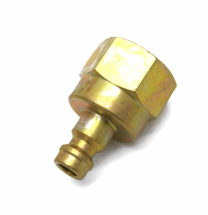 Outback Compatible Brass Quick Release Coupling &  5/8 Unf Tailpiece