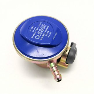 Clesse 21Mm 29Mbar Butane Gas Regulator For 21Mm Cylinders