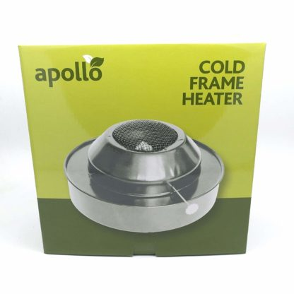 Apollo Large Cold Frame Paraffin Heater Anti Frost Mini Greenhouse Heater