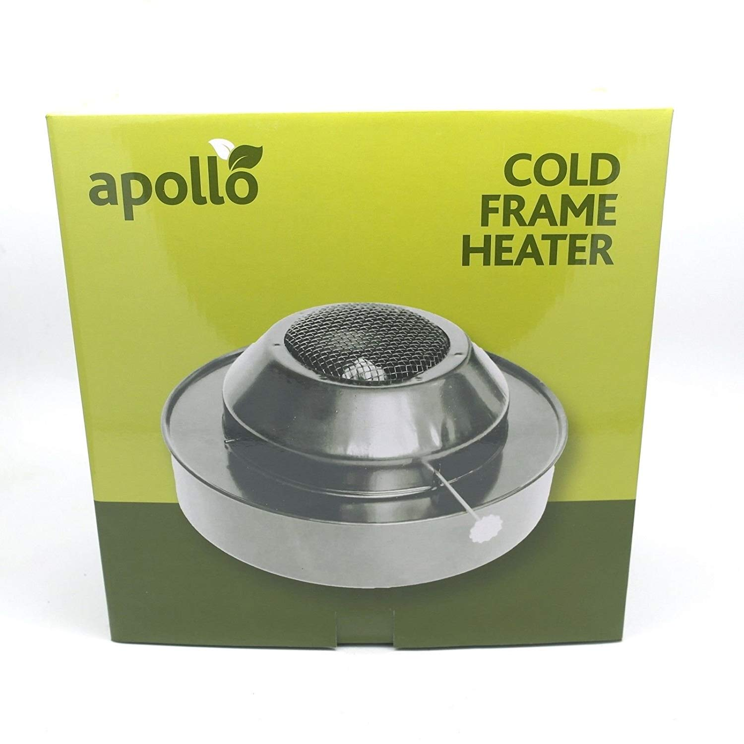 COLD FRAME HEATER GREENHOUSE HEATER