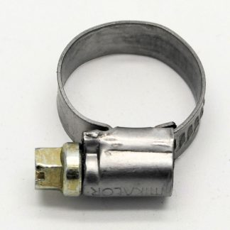 5 X 8-16Mm With A 9Mm L-Band Worm-Drive Hose Clip (D126)