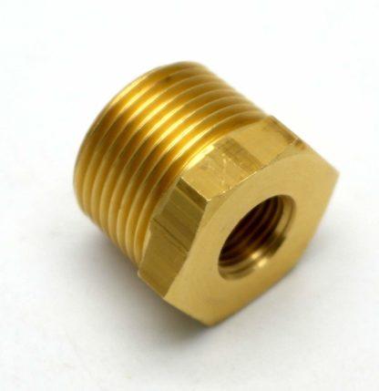 British Made 3/4 X 1/4 Brass Reducing Bush Bspt X Bsp (36)