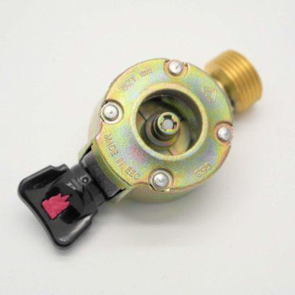 21Mm Butane Adaptor For 30Mbar Caravan Motorhome Regulator