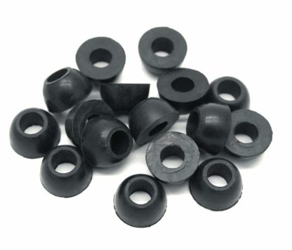 3 X Replacement Rubber Tips For Hand-Wheal Propane Regulator