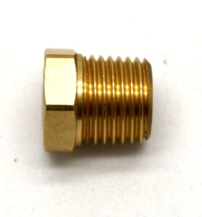 British Made 1/4 X 1/8 Brass Reducing Bush Bspt X Bsp (42)