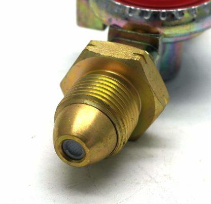 Continental 0 - 4 Bar Adjustable Propane Gas Regulator 8Kg/H With 1/4 Bsp Outlet