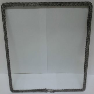 Replacement Spare Glass For Provence Mobile Gas Heater (Old Style)