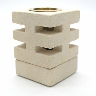 Abstract Cuts Sandstone Oil Burner (Ssob-05)
