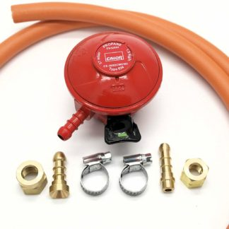 Calor Gas Brand Replacement Universal Bbq Hose/Pipe & 27Mm Patio Regulator Kit