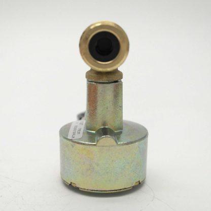 27Mm Patio Gas Adaptor For Butane Pigtail On A Caravan Or Motorhome Regulator