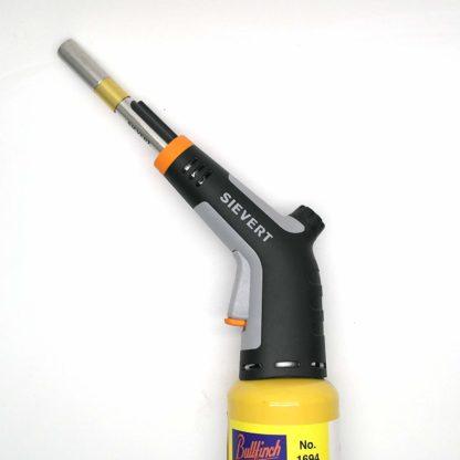 "Sievert Powerjet 253547 1"" Unef Map Gas Fitting"