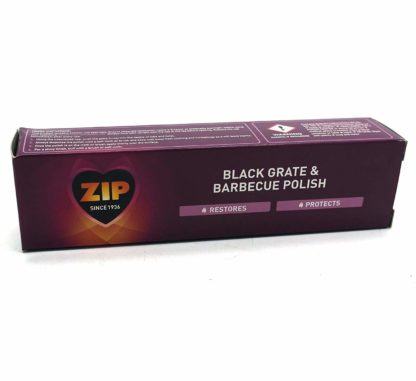 Zip Black Grate & Barbecue Polish Bbq