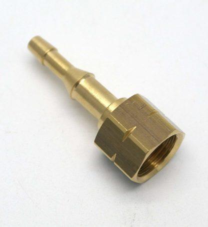 Sievert 709180 3/8 Bsp Left Hand Thread Hose Nipple To 5-8Mm Hose