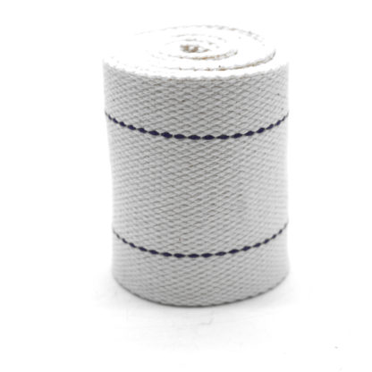 "1 Meter Of Hattersley Aladdin 76mm  3"" Flat Paraffin Wick"