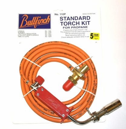 Bullfinch 110P Standard Blow Torch Kit