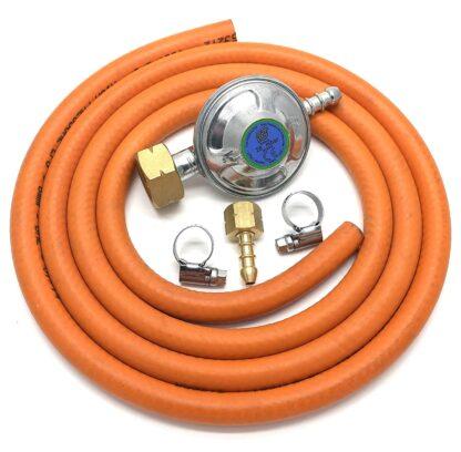 Igt 4.5Kg Butane Gas Regulator Conversion Kit For Most Weber Q & Lp Models