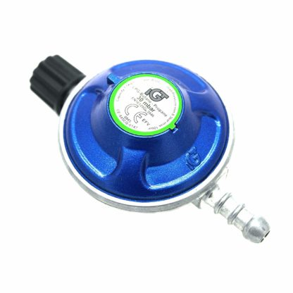Igt Weber Compatible Replacement Gas Canister Regulator Hose & Connector