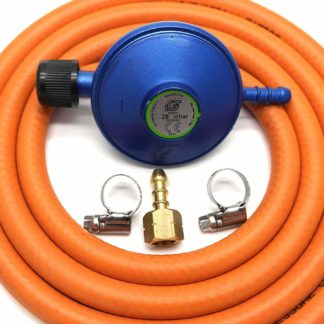 Igt Campingaz Butane Gas Regulator Hose Kit For Uk Cadac Lp Models 5 Y Warrant