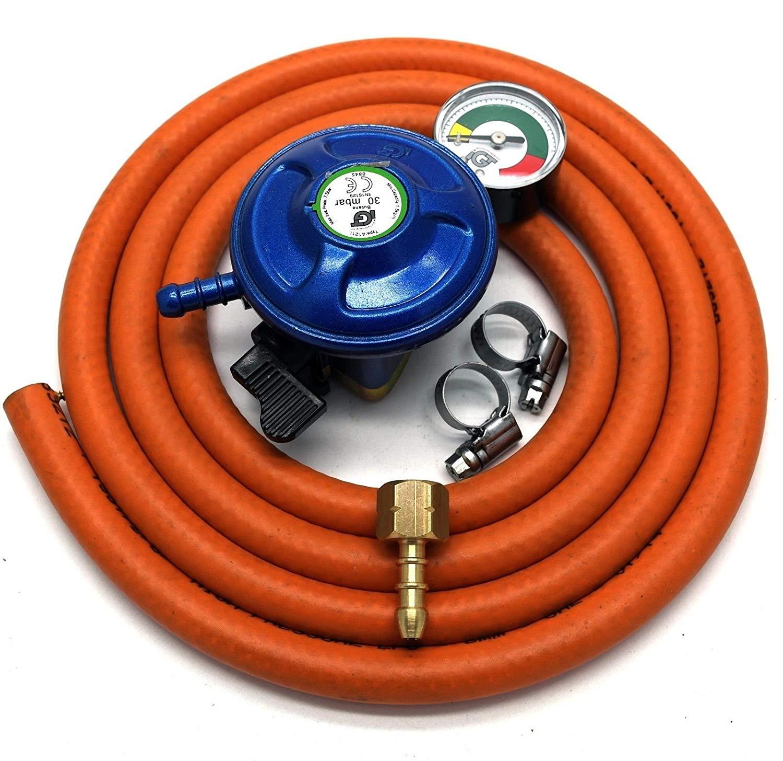 IGT CAMPINGAZ A GAS BUTANO Regolatore Kit di conversione per la maggior parte WEBER Q /& LP I MODELLI