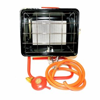 3.5Kw Workshop Site Gas Heater With Pilot Flame Fail Safety Device & Ignition