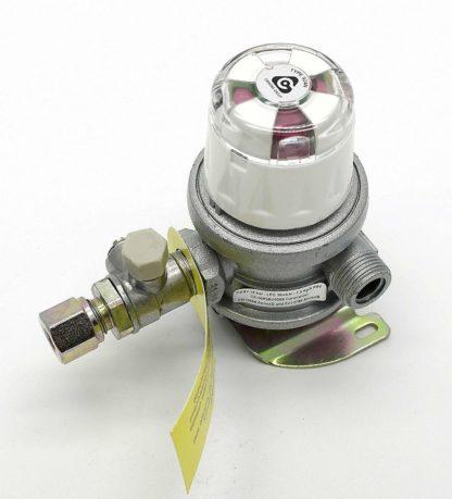 30Mbar 10Mm 2 Cylinder Auto Changeover Caravan And Motorhome Regulator (0333)