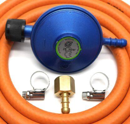 Igt Campingaz Butane Gas Regulator  Hose Kit Uk Outback Models 5 Year Warranty
